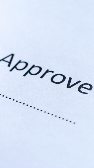4. Approve App Template
