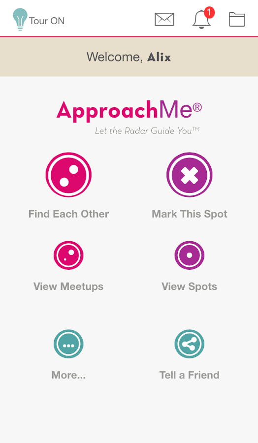 ApproachMe