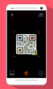 Q tk QR Code Scanner - Free Download