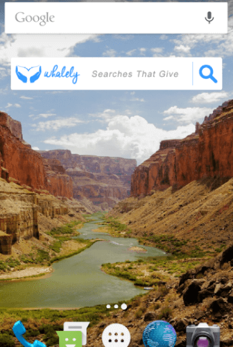 Whalely Search Widget